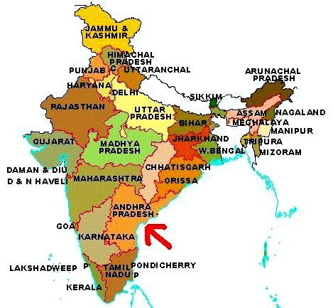 India Politica Cartina.Humanitarian Help For Poor People O N L U S